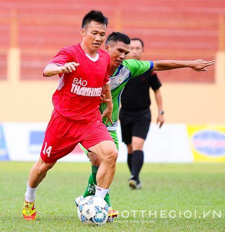 Nguyen Huu Dang, Le Tan Tai 'doi dau' Dang Dao o giai U.19 quoc te - Anh 6