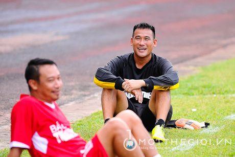 Nguyen Huu Dang, Le Tan Tai 'doi dau' Dang Dao o giai U.19 quoc te - Anh 9
