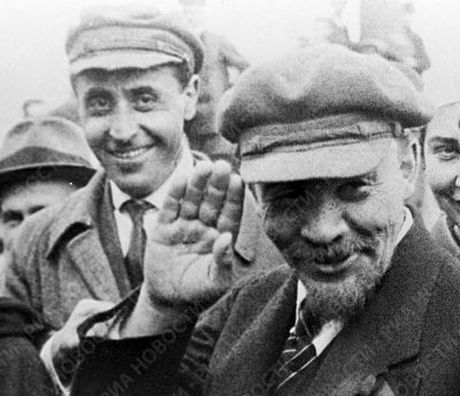 Lanh tu Lenin va nhung khoanh khac cuoc doi - Anh 2