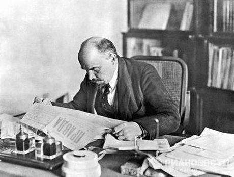 Lanh tu Lenin va nhung khoanh khac cuoc doi - Anh 5