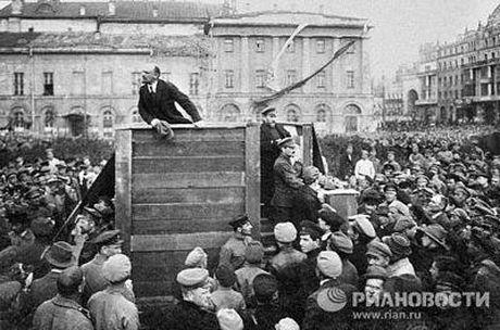 Lanh tu Lenin va nhung khoanh khac cuoc doi - Anh 8
