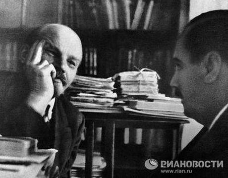Lanh tu Lenin va nhung khoanh khac cuoc doi - Anh 9