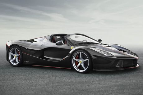 Nhin lai 70 nam cua hang sieu xe Ferrari - Anh 11