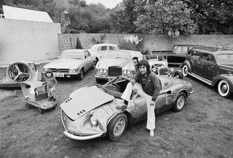 Nhin lai 70 nam cua hang sieu xe Ferrari - Anh 5