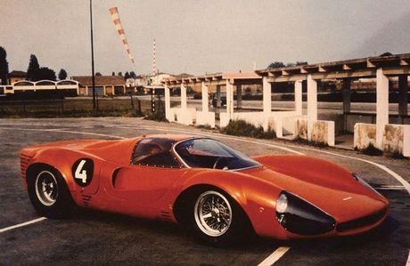 Nhin lai 70 nam cua hang sieu xe Ferrari - Anh 6