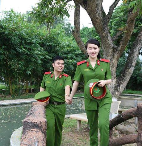14 sinh vien noi bat nhat Cao dang Canh sat nhan dan I - Anh 11
