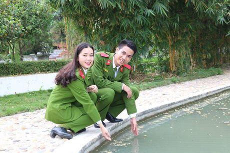 14 sinh vien noi bat nhat Cao dang Canh sat nhan dan I - Anh 12
