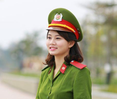14 sinh vien noi bat nhat Cao dang Canh sat nhan dan I - Anh 1