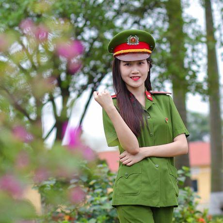 14 sinh vien noi bat nhat Cao dang Canh sat nhan dan I - Anh 2