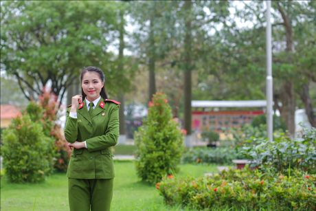 14 sinh vien noi bat nhat Cao dang Canh sat nhan dan I - Anh 4