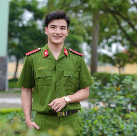 14 sinh vien noi bat nhat Cao dang Canh sat nhan dan I - Anh 6