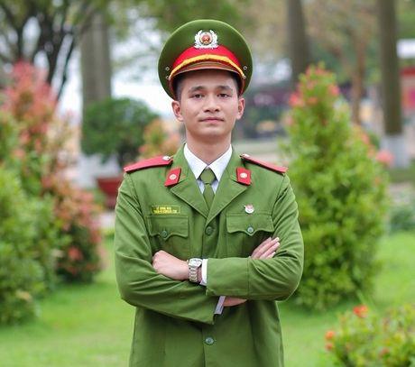 14 sinh vien noi bat nhat Cao dang Canh sat nhan dan I - Anh 7