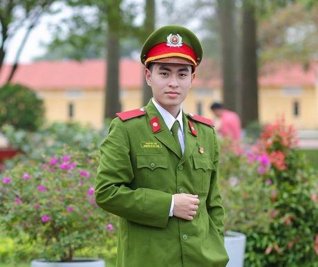 14 sinh vien noi bat nhat Cao dang Canh sat nhan dan I - Anh 8