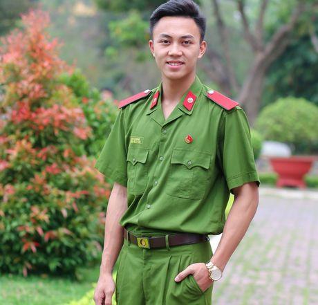 14 sinh vien noi bat nhat Cao dang Canh sat nhan dan I - Anh 9