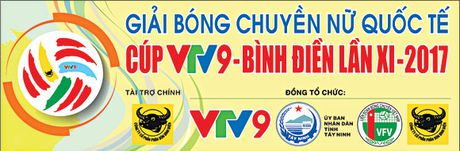Giai bong chuyen nu quoc te VTV9 Binh Dien: Ron rang doi khai hoi - Anh 3