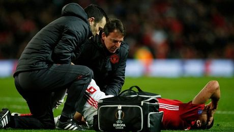 SOC: Nhieu CDV Man United thiet mang khi xem tran Man United - Anderlecht - Anh 1