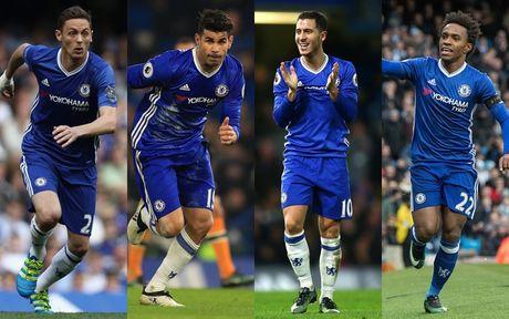 Doi hinh du kien giup Chelsea ha Tottenham vao chung ket FA Cup - Anh 1