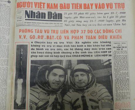 Hinh anh dang nho ve phi hanh gia cung Pham Tuan bay len vu tru - Anh 3