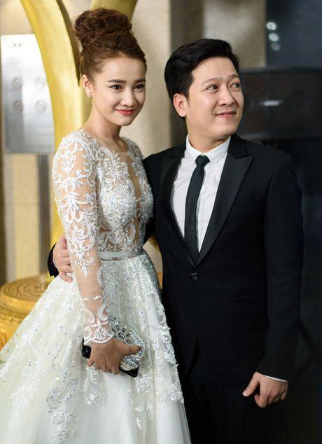 Dam cuoi Truong Giang - Nha Phuong lap lo nhu tro PR, fan ngan ngam - Anh 3
