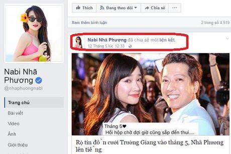 Dam cuoi Truong Giang - Nha Phuong lap lo nhu tro PR, fan ngan ngam - Anh 4