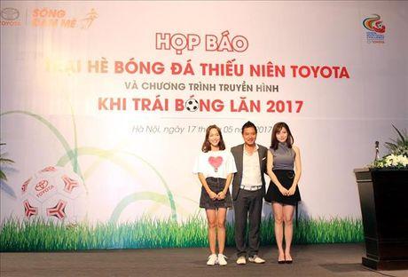 Toyota trao co hoi du dau Nhat Ban cho cau thu nhi Viet Nam - Anh 3