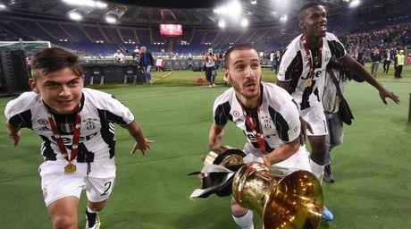 Ky luc cua Juve va nhung dieu chua biet ve CK Coppa Italia - Anh 2
