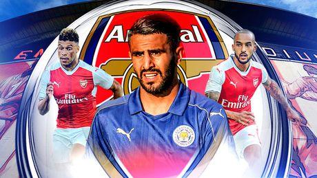 Chuyen nhuong bong da moi nhat: Arsenal chi dam vi sao Leicester - Anh 3