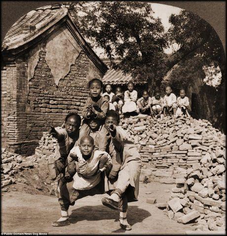 Trieu dai nha Thanh Trung Quoc qua 15 anh den trang - Anh 14
