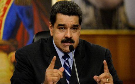 Tong thong Venezuela gia han lenh tinh trang khan cap - Anh 1
