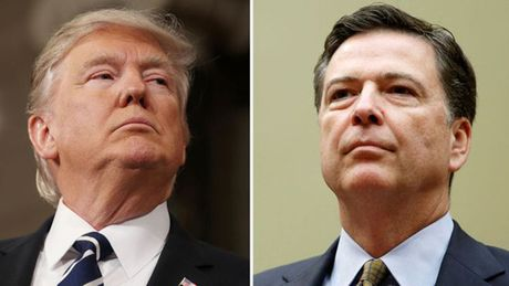 "Tong thong Trump ""yeu cau FBI dung dieu tra tuong Flynn"" - Anh 1"