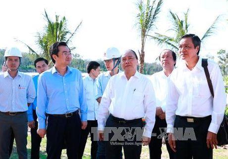 Sang nay, Thu tuong doi thoai voi doanh nghiep ca nuoc - Anh 1