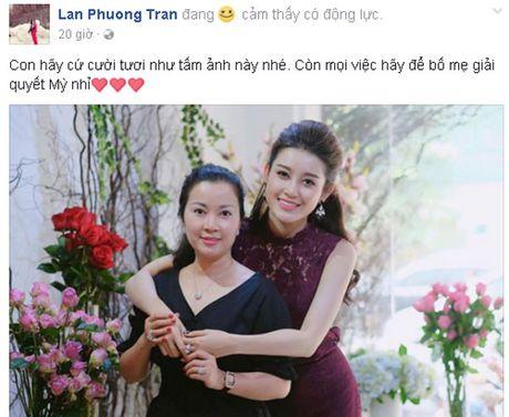 Me A hau Huyen My moi luat su bao ve con gai sau nghi an 'tha thinh' - Anh 2