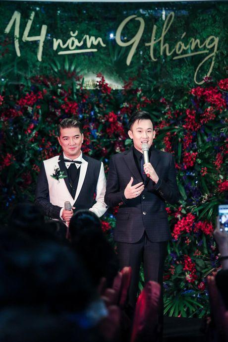 Hong Ngoc da chung kien luc cay dang nhat cua moi quan he Mr. Dam - Duong Trieu Vu - Anh 2