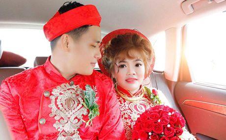 Toan canh dam cuoi bang 'xe sang' cua hotboy tra sua Tan Loi o que - Anh 1