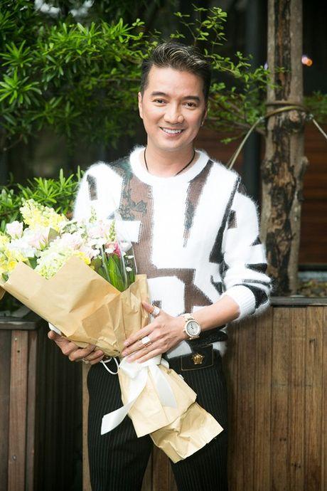 Truong Giang vui ve di su kien giua tin don sap cuoi vo - Anh 10