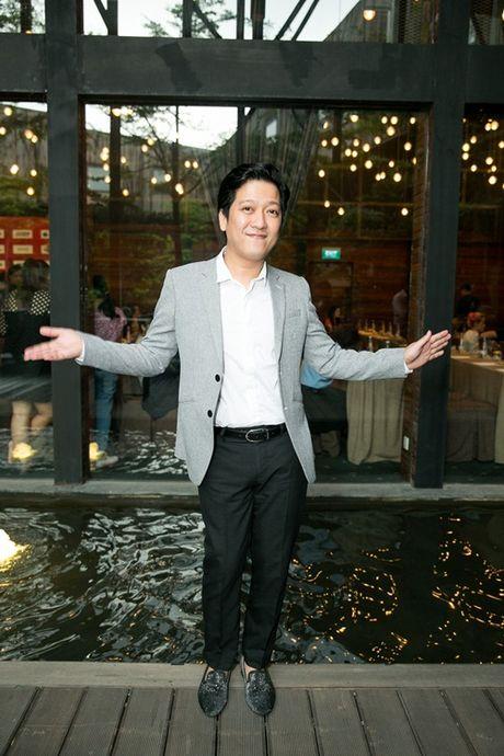 Truong Giang vui ve di su kien giua tin don sap cuoi vo - Anh 1