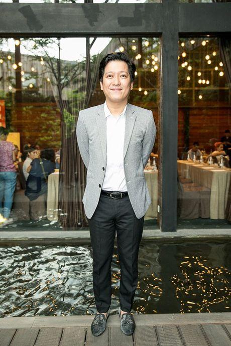 Truong Giang vui ve di su kien giua tin don sap cuoi vo - Anh 3