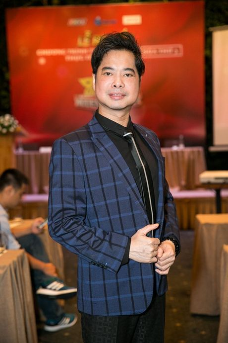 Truong Giang vui ve di su kien giua tin don sap cuoi vo - Anh 4