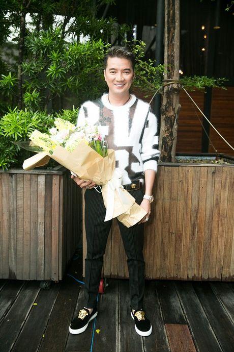 Truong Giang vui ve di su kien giua tin don sap cuoi vo - Anh 9
