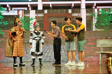 Phi Nhung mat do hoe trong dem chung ket show truyen hinh - Anh 12