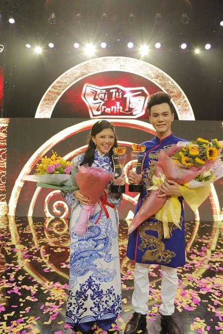 Phi Nhung mat do hoe trong dem chung ket show truyen hinh - Anh 15