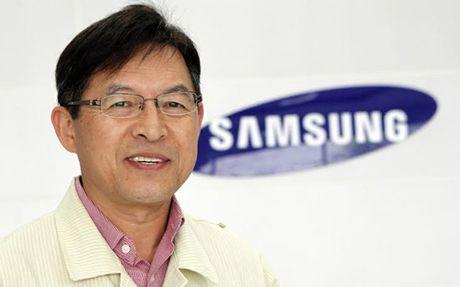 Samsung Viet Nam co tong giam doc moi - Anh 1