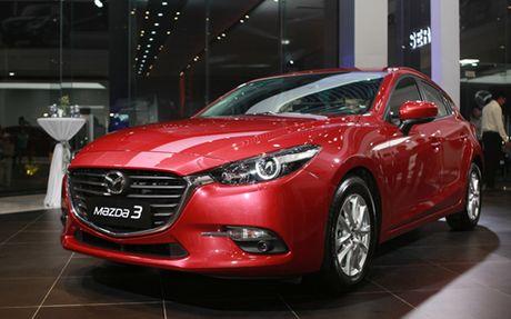 Mazda3 phien ban nang cap gia tu 690 trieu dong - Anh 1