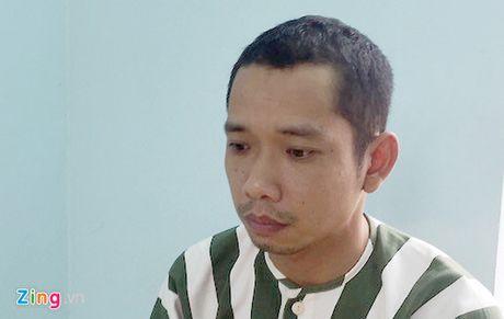 Bon lan hoa trang cuop ngan hang bat thanh cua ky su dien Le Lam Hung - Anh 1