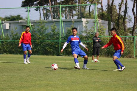 "U20 VN: Dan em Cong Phuong nhan ve ""phut 89"", dau sao Phap 300 ty dong - Anh 8"
