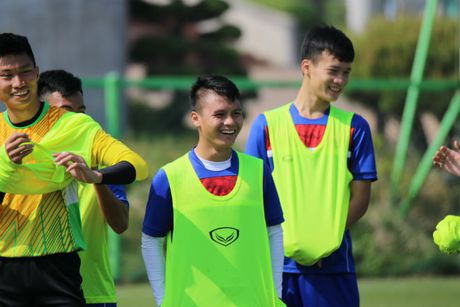 "U20 VN: Dan em Cong Phuong nhan ve ""phut 89"", dau sao Phap 300 ty dong - Anh 9"