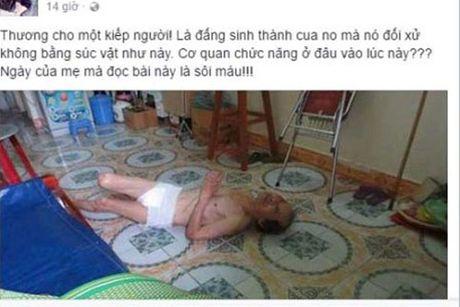Hai Phong: Su that thong tin con gai cung chong hanh hung bo de - Anh 1