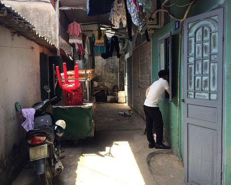Hai Phong: Su that thong tin con gai cung chong hanh hung bo de - Anh 3