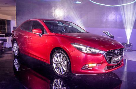 Mazda3 2017 chot gia 690 trieu dong tai thi truong Viet co gi moi? - Anh 1
