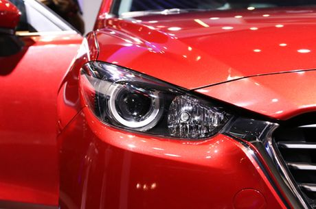Mazda3 2017 chot gia 690 trieu dong tai thi truong Viet co gi moi? - Anh 2